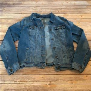 Old Navy Large Tall Denim Jean Jacket